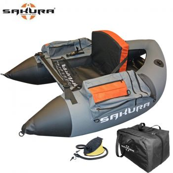 FLOAT TUBE SAKURA GREYHOUND