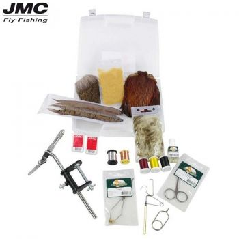 KIT FLY TYING DEBUTANT / APPRENTI-MONTEUR JMC