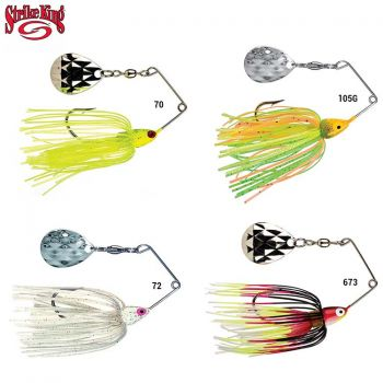 SPINNERBAIT STRIKE KING MINI-KING SB