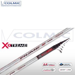 CANNE BOLO COLMIC FIUME XXT 180 - 8M