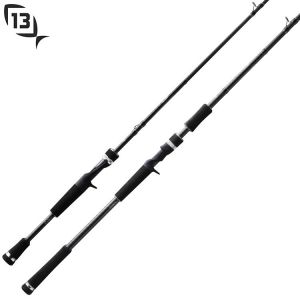 CANNE CASTING 13 FISHING FATE BLACK