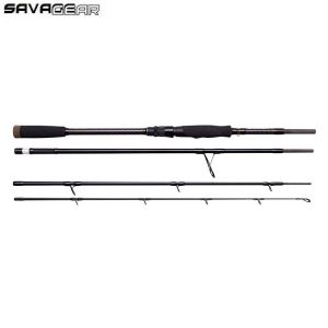CANNE SAVAGE GEAR SG2 POWER GAME TRAVEL 2.43M / 40-80GR