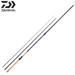 CANNE TRUITE TELEREGLABLE DAIWA LUVIAS TOC 3745 TRG M