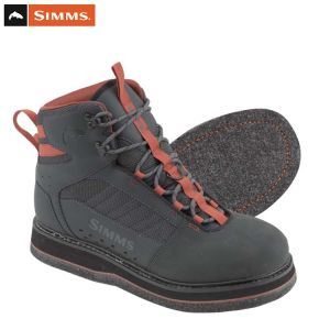 CHAUSSURES DE WADING SIMMS TRIBUTARY BOOT CARBON FEUTRE