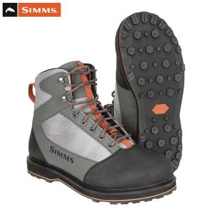 CHAUSSURES DE WADING SIMMS TRIBUTARY BOOT STRIKER GREY
