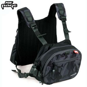 CHEST PACK FOX RAGE CAMO TACKLE VEST