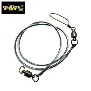 BAS DE LIGNE SILURE BLACK CAT SPIN RIG