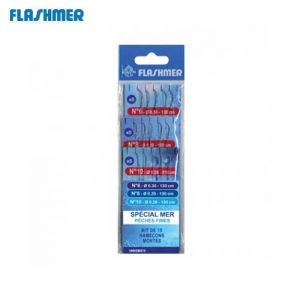 KIT HAMECONS FLASHMER SPECIAL MER PECHES FINES