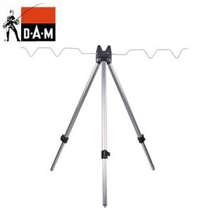 TREPIED - SUPPORT DE CANNE DAM ECO-TRIPOD