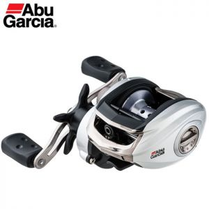 MOULINET CASTING ABU GARCIA SILVER MAX LEFT HAND