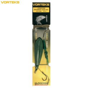 VORTEKS LEADCORE DISTANCE LEAD RIG N°2 - 3OZ