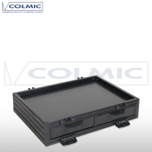 MODULE 80MM 2 CASES FRONTALES POUR PANIER SIEGE COLMIC LEGEND LIGHT