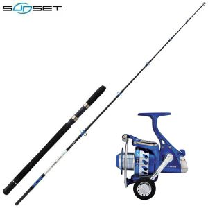 ENSEMBLE JIG SUNSET SPAROS JIGGING + SUNFIGHT SW