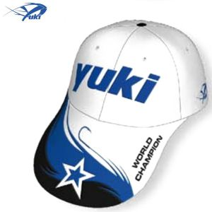 CASQUETTE YUKI WORLD CHAMPION BLANCHE