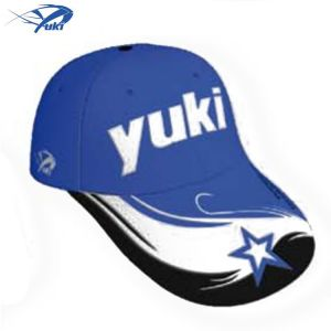 CASQUETTE YUKI WORLD CHAMPION BLEU