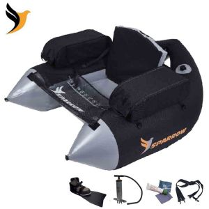 FLOAT TUBE SPARROW CARGO NOIR COMPLET