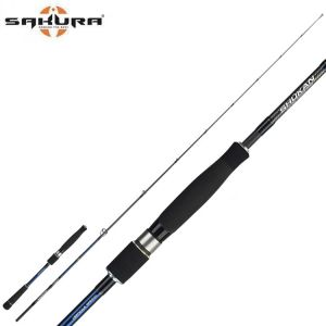 CANNE SPINNING SAKURA SHÜKAN 722MH+ VERTICALE SPECIAL