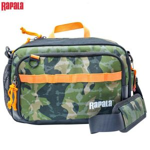 SAC BANDOUILLIERE RAPALA JUNGLE MESSENGER BAG