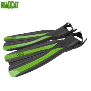 PALMES FLOAT TUBE MADCAT BELLY BOAT FINS