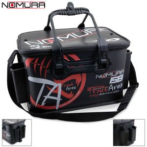 SAC DE PECHE NOMURA ISEI TROUT AREA FISHING BAG 40L