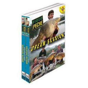 2DVD DE PECHE DREAM SESSION
