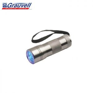 LAMPE DE PECHE GRAUVELL 12 UV 444 FLASHLIGHT