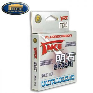 NYLON TAKE AKASHI ULTRACLEAR FLUOROCARBON 50 M