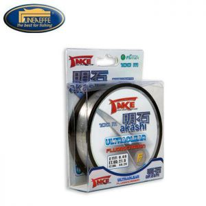 NYLON TAKE AKASHI ULTRACLEAR FLUOROCARBON 100 M