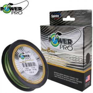 TRESSE POWER PRO SUPER 8 SLICK 135 M