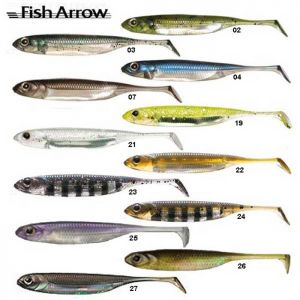 LEURRE FISH ARROW FLASH J SHAD 2''