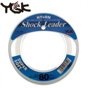 NYLON DE PECHE YGK SHOCK LEADER 50M