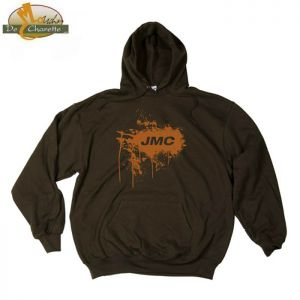 SWEAT SHIRT JMC CHOCOLAT
