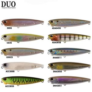 LEURRE DE PECHE DUO REALIS PENCIL 110