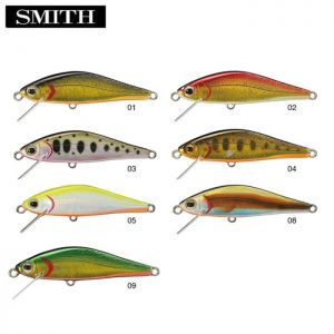LEURRE COULANT SMITH AR-FS MINNOW