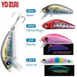LEURRE YO-ZURI L-MINNOW HEAVY WEIGHT