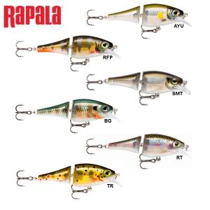 LEURRE RAPALA BX JOINTED SHAD