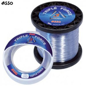 NYLON ASSO TRIPLE FORCE