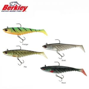 LEURRE BERKLEY POWERBAIT PRERIGGED GIANT RIPPLE