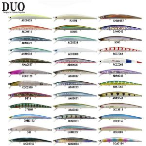 LEURRE DUO TIDE MINNOW SLIM 140