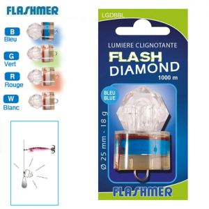 LUMIERE GLIGNOTANTE FLASHMER FLASH DIAMOND
