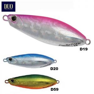 LEURRE DUO PRESS BAIT FUSION WIDE 82