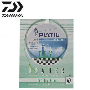 BAS DE LIGNE DAIWA PLATIL FLY LEADER