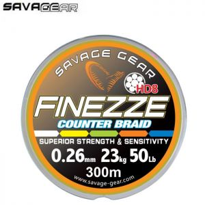 TRESSE SAVAGE GEAR FINEZZE HD8 COUNTER