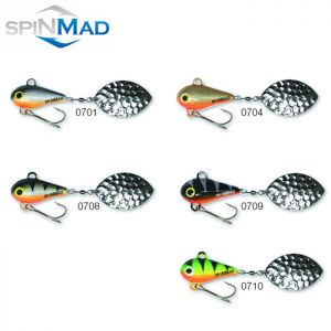 TAIL SPINNER SPINMAD MAG 6G