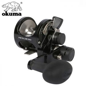 MOULINET OKUMA METALOID 2 SPEED