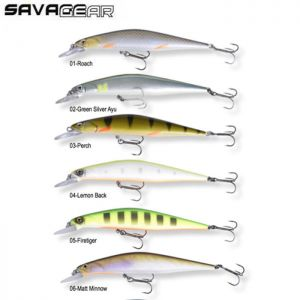 LEURRE SAVAGE GEAR PREY SERIES 91