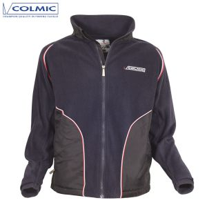 SWEAT SHIRT COLMIC PILE ZIP OFF