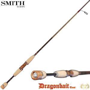 CANNE TRUITE SMITH DRAGONBAIT TROUT LX