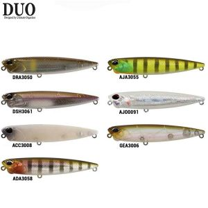 LEURRE DE SURFACE DUO REALIS PENCIL 85