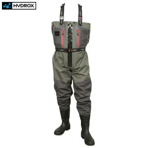 WADERS RESPIRANT HYDROX EVOLUTION ZIP BOTTES
